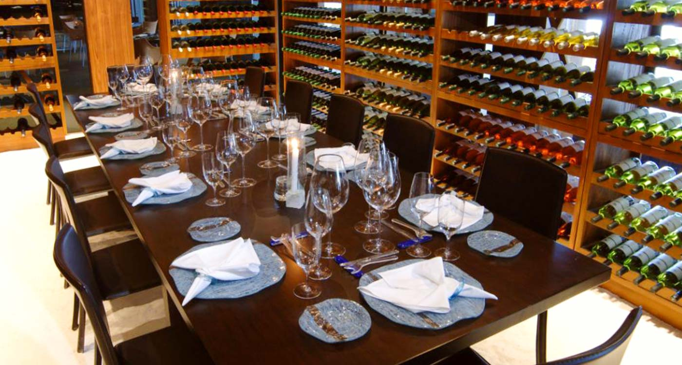Duo Restaurant Fine Dining Experience at The Fortress Resort and Spa