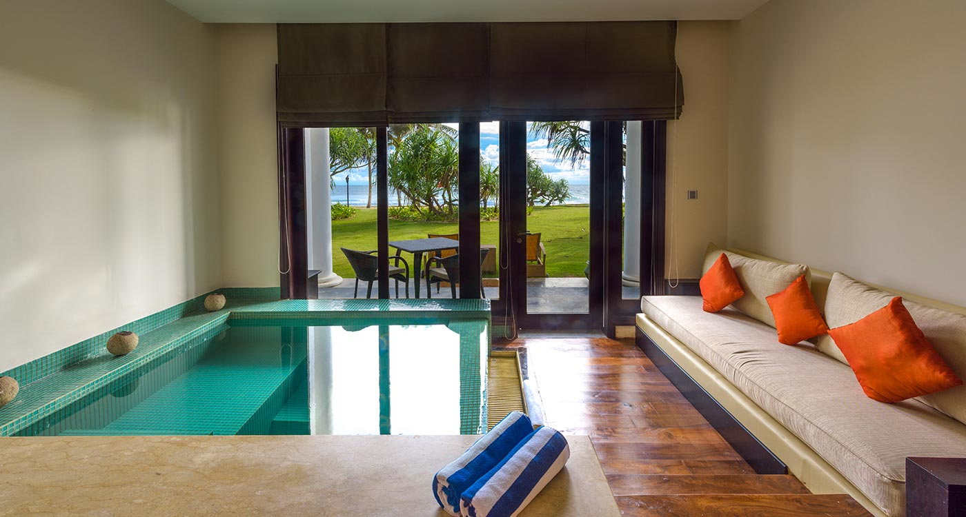 Pool of the Ocean Loft Room at The Fortress Resort And Spa