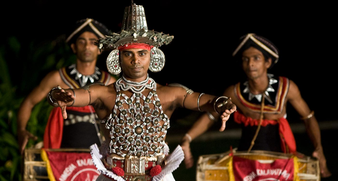 The Fortress Resort and Spa Traditional Kandyan Dancing