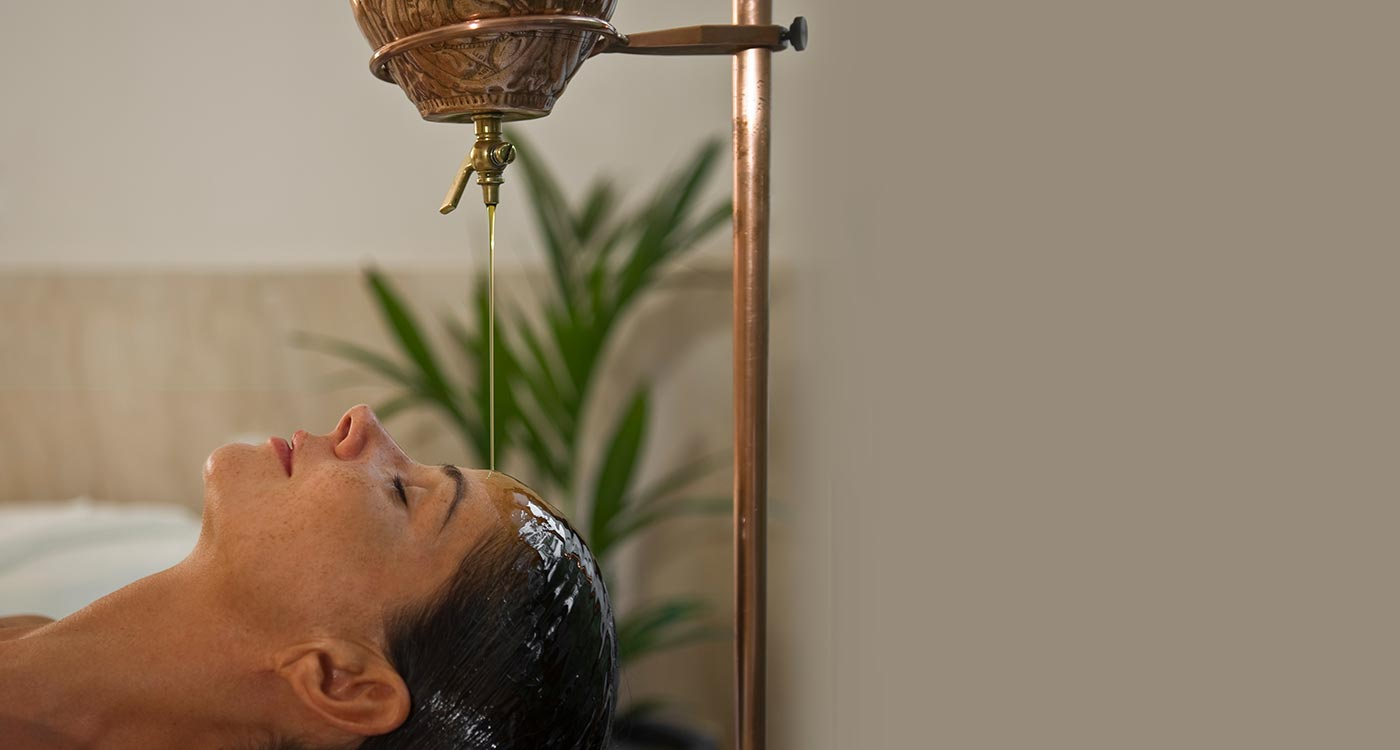 Customized Ayurveda Treatments at The Fortress Resort and Spa