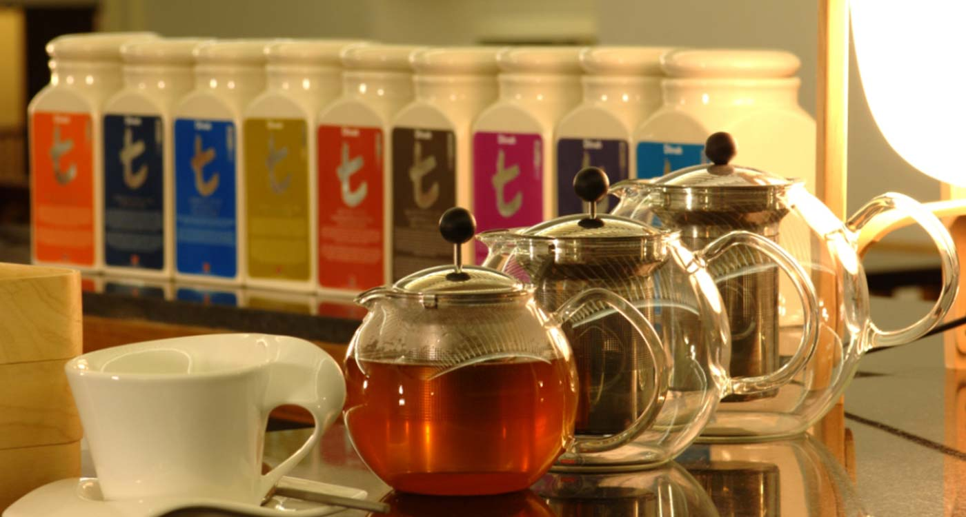 Premium Types of Tea Available at the T-lounge of The Fortress Resort and Spa