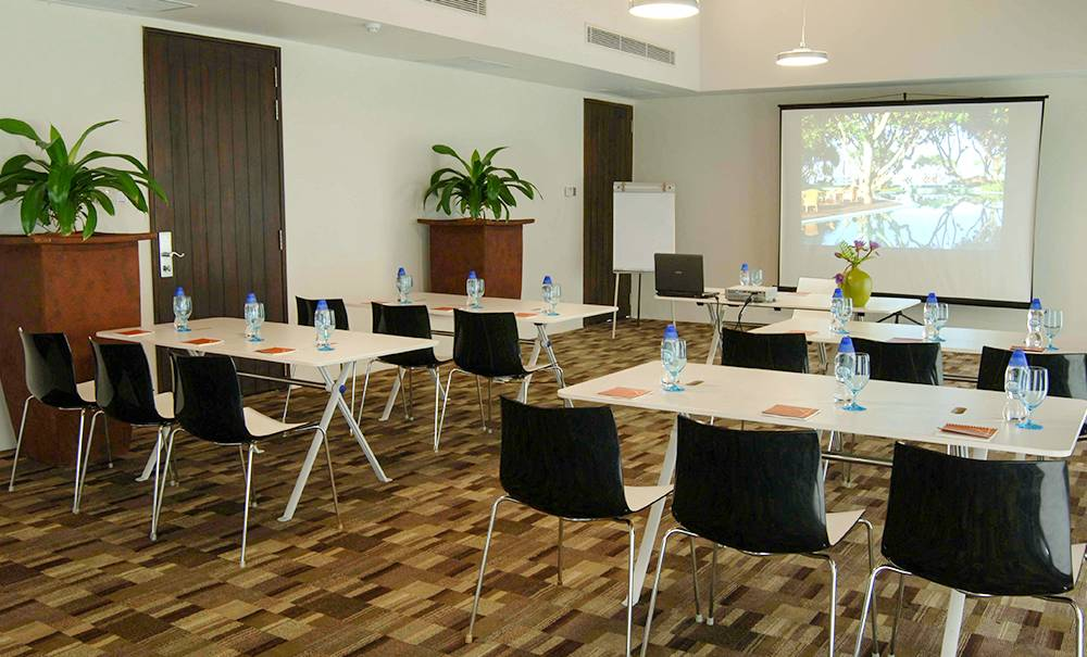 Conference Room Interior at The Fortress Resort And Spa